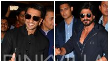 Guess what SRK had to say when he saw Ranveer's rendition of 'Tu Mere Saamne'?
