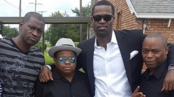 Ex-NBA star 'destroyed' by friend Floyd's death