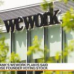 SoftBank Versus JPMorgan's WeWork Rescue Deals