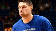Nikola Vucevic: 'It's much more fun' to not have to play a day after Thanksgiving