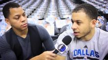 Fired Mavs.com writer says he signed contract banning 1-on-1 contact with female employees after alleged assault