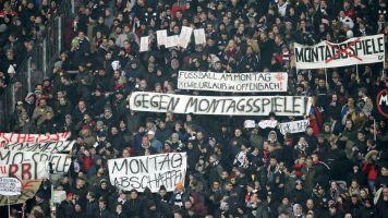 Stimmungsboykott am 13. Spieltag: Fans protestieren erneut gegen Montagsspiele