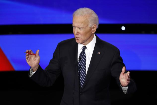 Joe Biden says Facebook spreads 'falsehoods they know to be false'