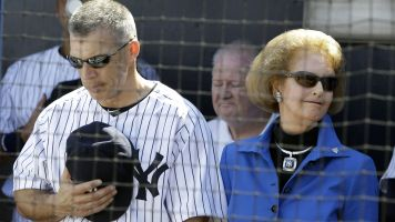 Wife of George Steinbrenner dies at 83