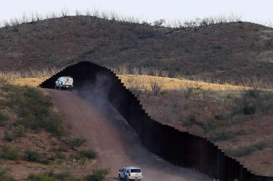 A Brief History Of The U S Border Wall