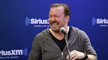 Ricky Gervais talks two new TV series, new Sirius show, possible 'Office' reboot