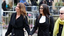 Alison King felt 'guilt' over safely delivering daughter on same day 'Corrie' co-star Kym Marsh lost her son