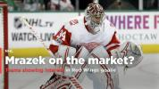 Which teams should trade for Red Wings' Petr Mrazek?