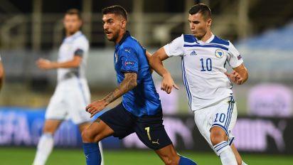 Bosnia-Italia, cambia la sede: dove si giocherà il match di Nations League