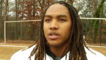 Shrine Bowl feature: Khris Francis