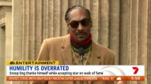 Snoop Dog shows that humility is overrated