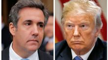 U.S. lawmakers plan to investigate whether Trump told lawyer to lie