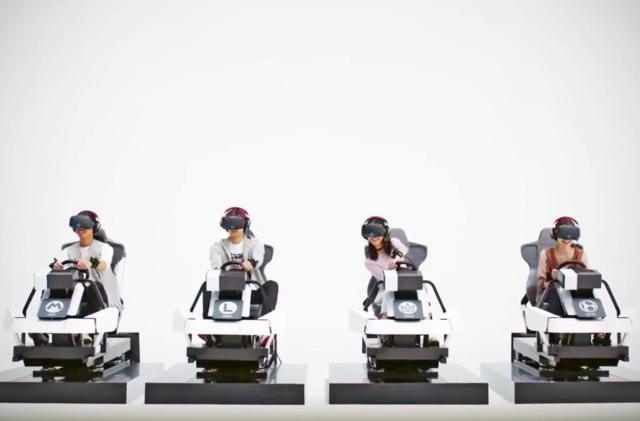 Mario Kart is drifting into a Japanese VR arcade