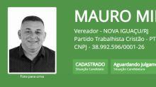 Candidato a vereador no Rio de Janeiro é morto a tiros