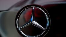 Daimler's Mercedes sales drive higher but charges put brakes on profit