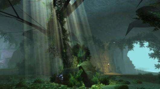Turbine releases new DDO expansion screens, shows off Eveningstar cavern