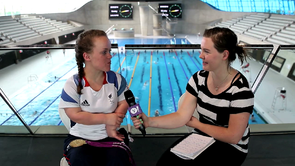 Ellie simmonds 39 reveals how to take swimming to the next level for Easton leisure centre swimming pool timetable