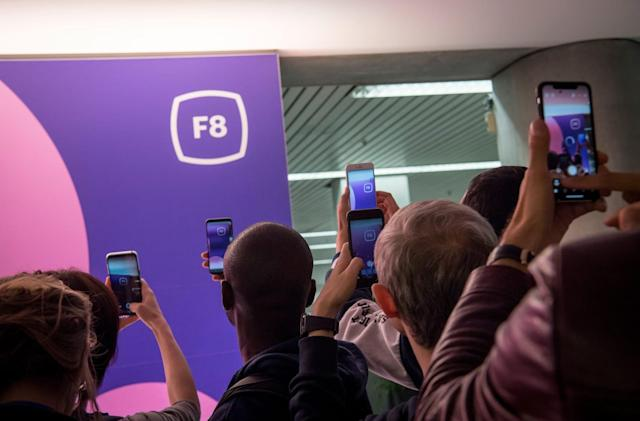 Watch Facebook's F8 day-two keynote at 1PM ET