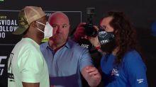 "Usman, Masvidal make weight for UFC 251 showdown at new ""Fight Island"" in Abu Dhabi"