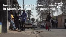 The plight of immigrants in South Africa under the lockdown