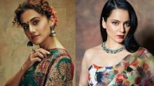 Taapsee Pannu Says Kangana's 'B-Grade Actress' Comment Irked Her: 'You Can't Discredit My Hard Work'
