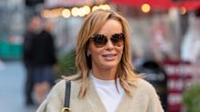 Amanda Holden reveals how she's teaching her teenage daughter body confidence