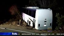 Under investigation: Bus crash near Casino Pauma