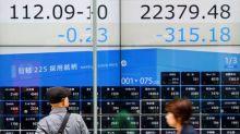 European stocks hit 22-month low as Saudi tensions swirl