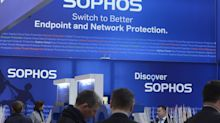 Sophos Becomes Latest U.K. Tech Target in $3.8 Billion Deal