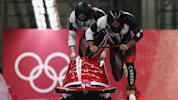 Kripps, Kopacz sitting second in 2-man bobsled