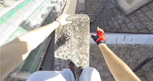 Real-life Mirror's Edge parkour isn't new Mirror's Edge, really