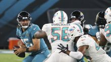 What happened to the Jaguars' passing game on Thursday night? Here's what Gardner Minshew said