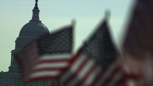 Flags on National Mall represent veteran suicides