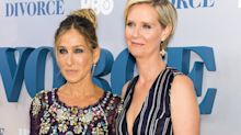 Sarah Jessica Parker Doesn't Exactly Endorse Cynthia Nixon For Governor (UPDATE)