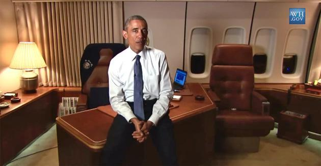 President Obama uses Facebook and Vine to preview his free college plan