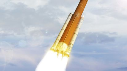Trump accélère le retour d'astronautes sur la Lune: d'ici 2024