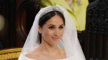 Meghan Markle used Pinterest to plan her wedding make-up according to artist Daniel Martin