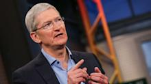 Apple's stock rout starts and ends with the iPhone