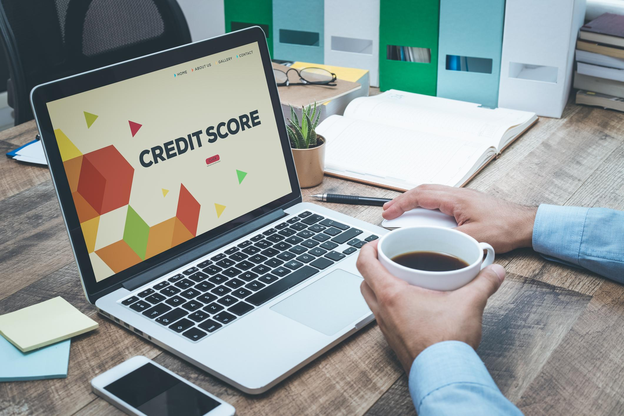 Here's how to check your credit score for free