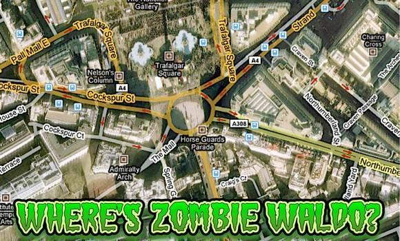 Capcom to Londoners: Find zombie parts, go to Africa