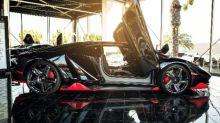 Lamborghini Centenario for sale for more than £2.6 million