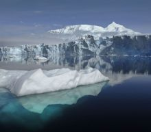 Undermined by warm water, Antarctic glacier lost 1,607 feet of ice in under 10 years