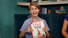 'My life has been good': An 11-year-old reflects on the past decade
