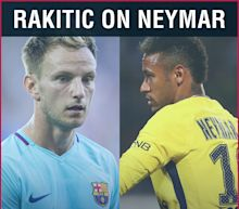 Rakitic questions Barcelona's 'bad decision' to part with Neymar