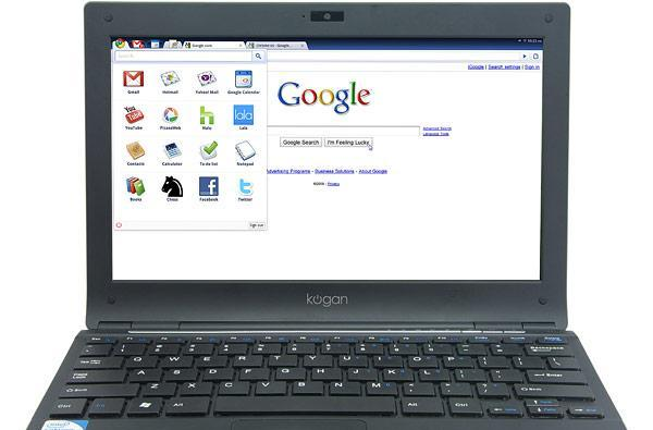 Kogan Agora is world's first Google Chromium OS laptop, ships next week