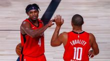 108-133. Gordon y Cousins dan la mejor versión de los Rockets ante los Mavericks