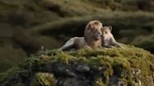 Beyoncé and Donald Glover sing 'Can You Feel the Love Tonight' in new 'Lion King' ad