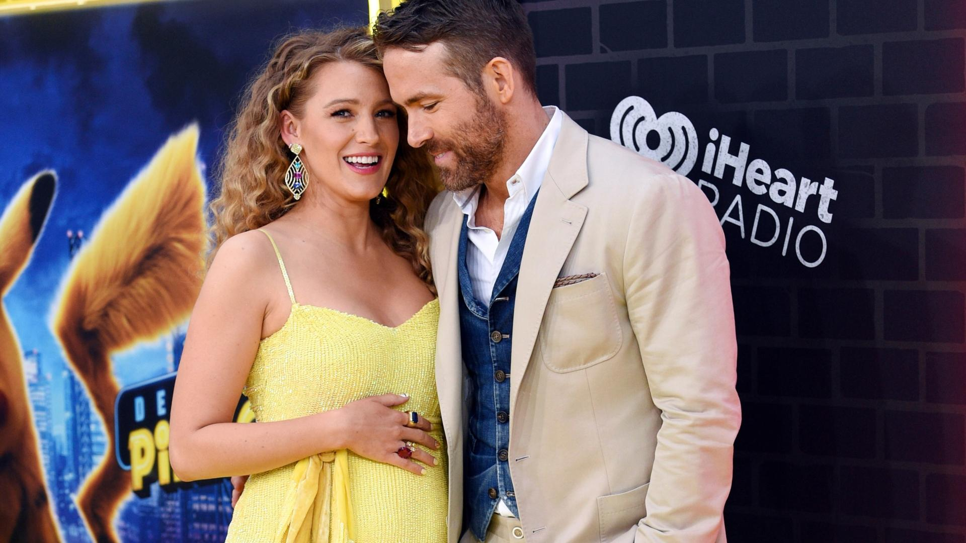 Ryan Reynolds Gives Rare Update on Wife Blake Lively ...
