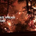 Dixie Fire spreads as western wildfires rage