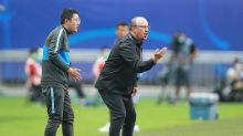 Benitez, van Bronckhorst plunged into China basement scrap